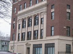 Jackson County Building in Jackson, Michigan was featured in the movie Conviction starring Hilary Swank. I've been there to do genealogy research.