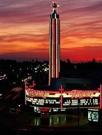 Tower Theater, Fresno.