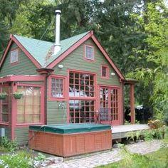 Featured Gay Friendly Accommodations: Last Resort Guest House, Vashon island, Washington