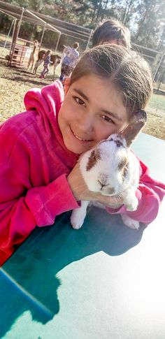 It is scientifically proven that bonding with an animal will help you live a happier and healthier life. Our furry friends help us alleviate stress, fight depression, and gain positive energy. What's your favorite animal? Show us your animal love, with a gif! #FarmersMutualSC #MoreThanJustFarms #Animal #AnimalLovers #FarmAnimals #Rabbit #LoveRabbit Farm Insurance, Farm Animals, Gain, Healthy Life, Depression, Bond, Rabbit, Stress, Live