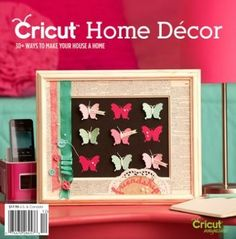 Cricut home decor project ideas