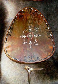 sami shaman drum
