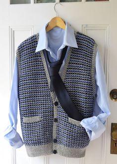 Would he like this? Dk Weight Yarn, Cascade Yarn, Dark Shades, Stockinette, Yarn Colors, Slip Stitch, Tweed, Pattern Design, Knitting Patterns