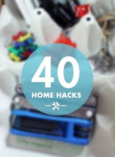 Amazing diy hacks to make life easier!
