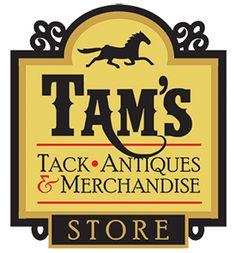 Tam's Tack-Antiques & Merchandise 661 Big Island Rd., Forest City NC Phone: 828-248-4463 On the Web: www.bedandbarnnc.com