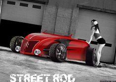 [GALERIE] Les 2CV et dérivées les plus folles - Page 12 Classic Hot Rod, Classic Cars, Hot Rods, Transporter, Unique Cars, Modified Cars, Amazing Cars, Custom Cars, Cars And Motorcycles