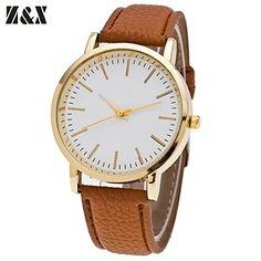 ceas simplitate moda cuarț analogice piele încheietura femei (culori asortate) – EUR € 4.74