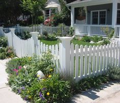 Front Yard Fence Ideas | Share