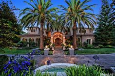 Luxury Real Estate Located in Wexford Circle Gated Community of Granite Bay, California