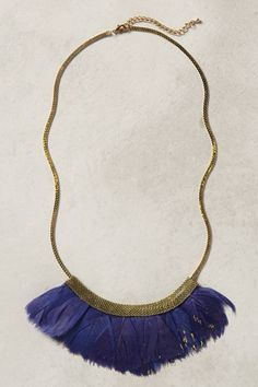 One-piece wonder: The statement necklace - aBlog