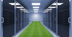 Server room with grass! by Tom Raftery, via Flickr