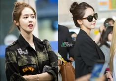 Lim Yoonas  all kinds of different modelings
