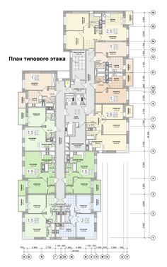 Plan Hotel, Hotel Floor Plan, Concept Board Architecture, Architecture Plan, Social Housing Architecture, Residential Architecture, Building Plans, Building Design, Hospital Plans