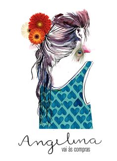Ilustrações de Andrea Brazil Mugnaini