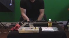 How To Clean An AR-15 - Basic Cleaning Tips