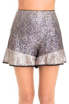 short paetê festa - Shorts | Dress to
