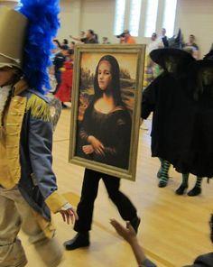 Mona lisa omg