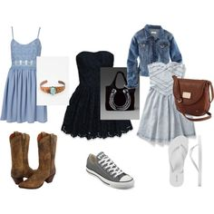 I love blue. I love Converse. And I love Satchels!