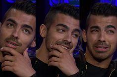 """Joe Jonas Played """"Shag, Marry, Kill"""" With His Famous Exes"""