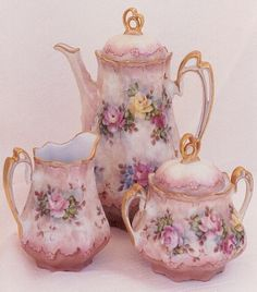 beautiful tea sets