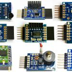 Use Eagle to design a bare bones Arduino board.