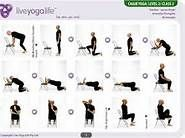 chair exercises for seniors. chair exercises for seniors | yoga. yoga fitness pinterest exercises, and
