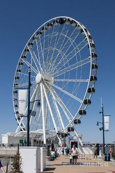 Capitol Wheel - National Harbour, MD