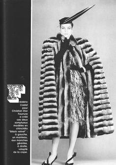 L'Officiel De La Fourrure. Furs. Pelze. 1985. No. 6.