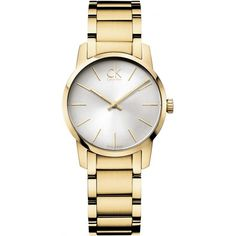 Shop for Calvin Klein City Women's Strap with Silver Dial Stainless Steel Rose Gold PVD Coated Watch. Get free delivery On EVERYTHING* Overstock - Your Online Watches Store! Calvin Klein Watch, Ck Calvin Klein, Calvin Klein Women, Festina, Rose Gold Watches, Quartz Watches, Online Watch Store, Rose Gold Plates, Michael Kors Watch