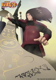 Hashirama Senju by Apostoll on DeviantArt Naruto Vs Sasuke, Anime Naruto, Naruto Shippuden, 1 Hokage, Manga, Naruto Pictures, Naruto Pics, Shikamaru, Thing 1