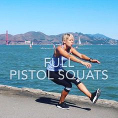 Hey guys, it's time for the #30daysofpistols September challenge! Who's in? Here are the progressions you'll be working on: ✔️ One legged bench squats ✔️ Negative pistol squats ✔️ Assisted pistol squats ✔️ Elevated pistol squats ✔️ Full pistol squats Fo