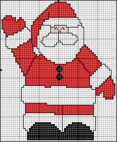 Mais um especial de gráficos de ponto cruz para o Natal para lhes passar, e mais uma oportunidade para que vocês comecem a produção de artesanatos de Natal e possam ter umas festas bem enfeitadas c...