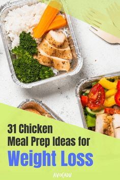 Chicken has long been the go-to meat in terms of healthier fare. When we've already got food in the fridge ready to heat and eat, we're muc. Best Meal Prep, Healthy Meal Prep, Healthy Recipes, Chicken Meal Prep, How To Cook Chicken, Chicken Recipes, Healthy Food To Lose Weight, Diet Plans To Lose Weight, Grilled Italian Chicken
