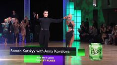 2013 Emerald Ball DanceSport Championships - Professional  Int'l Latin Final. Join us on April 28th - May 4th, 2014. More info at www.EmeraldBall.com