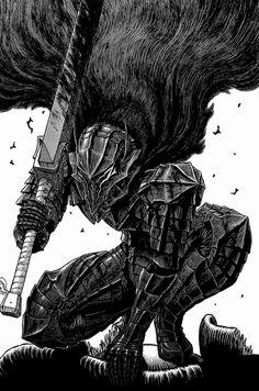 Berserk (Japanese: ベルセルク) (Hepburn: Beruseruku) is a manga series written and illustrated by Kentaro Miura. Demon Manga, Manga Anime, Art Manga, Fanarts Anime, Anime Art, Kentaro Miura, Dark Fantasy, Fantasy Art, Dark Souls