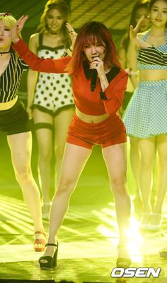 "[NEWS] 160601 Fiestar on MBC MUSIC ""Show Champion"""