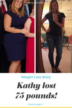 Great success story! Read before and after fitness transformation stories from women and men who hit weight loss goals and got THAT BODY with training and meal prep. Find inspiration, motivation, and workout tips | 75 Pounds Lost: Healthy hearts and a joyful journey