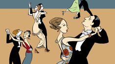 Le tango interdit :  (Article paru dans le Figaro du 10 janvier 1914).  La Semaine religieuse du diocèse de Dijon publiera demain, 11 janvier 1914, un mandement par lequel l'évêque de Dijon condamne en termes sévères le tango, qu'il qualifie de «mode empruntée aux vachers de Buenos-Ayres».