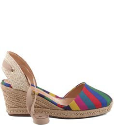 ESPADRILLE HAPPY STRIPES