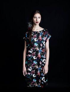 Secret Garden dress by Uhana Design