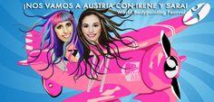 Stick Art Studio regala la oportunidad de ir a concursar a Austria al World Bodypainting Festival, a dos de sus mejores alumnas.