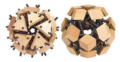 Wooden science puzzles to keep little minds active from Professor Puzzle #ProfessorPuzzle, #Puzzles, #Science, #WoodenToys