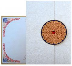 Make this beautiful Cream card your wedding card by Shubhankar. Browse more on our website.