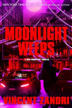 **Giveaway** Showcase Moonlight Weeps by Vincent Zandri Partner In Crime Tours