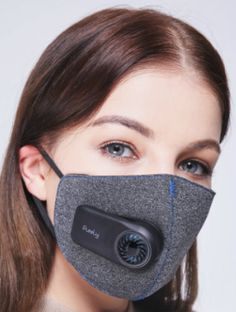 Xiaomi air mask is made of high-fibre textile, and is hand woven to offer a three-dimensional structure. GizmoChina reports that the anti-pollution mask is