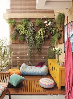 küçük balkon dekorasyon fikirleri - Google'da Ara