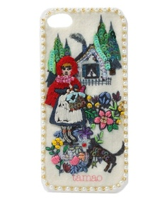 tamao(タマオ) iphone case  I don't even have an iPhone but boy do I want this!