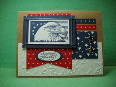 OWH and May Arts Patriots Day Card Challenge