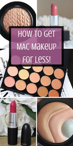Stock up on all your favorite MAC items at prices the pro's pay! Beauty Make Up, Beauty Care, Beauty Tips, Beauty Hacks, Hair Beauty, Makeup 101, Makeup Dupes, Makeup Goals, Using Concealer
