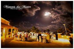MTM Moments that matter - lobby Terrace wedding reception ocean coral & turquesa